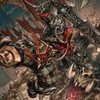 Darksiders | Os Cavaleiros do Apocalipse não utilizados...