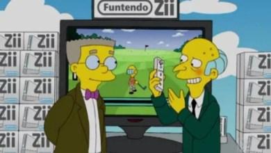 """Foto de Nintendo Wii """"aparece"""" em episódio dos Simpsons"""