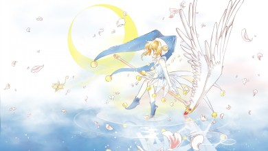 Foto de Wallpaper do dia: Sakura Card Captors!