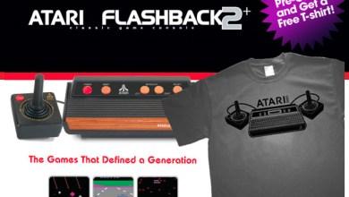 """Photo of """"Novos"""" consoles da Atari e Sega"""