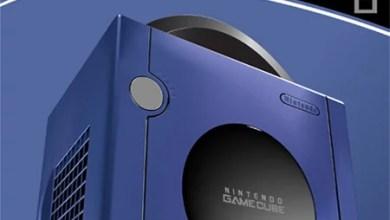 Foto de GameCube: o primeiro console da Nintendo capaz de gerar imagens em 3D!