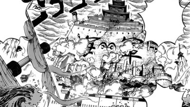 Photo of Conversa de Mangá: One Piece 573 – O Nome desta Era é Barba Branca!