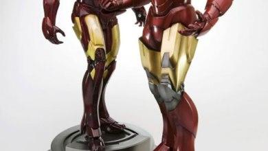 Photo of Homem de Ferro 2: a armadura Mark VI em detalhes by Kotobukiya