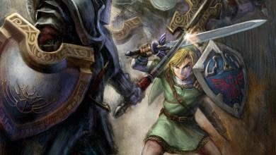 Photo of Wallpaper do dia: The Legend of Zelda!