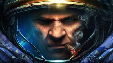 Foto de Wallpaper do dia: StarCraft II!