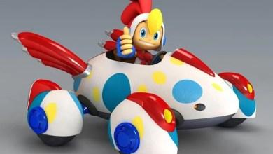 Photo of Sonic & Sega All-Stars Racing: Review da Gametrailers! [Multiplataforma]