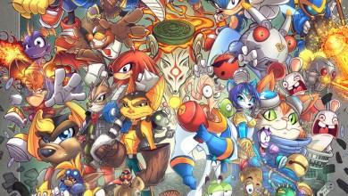 Foto de Reflexão | O que seria dos Videogames sem suas mascotes?