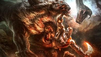 Photo of Wallpaper do dia: God of War 3!