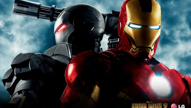 Photo of Wallpaper do dia: Homem de Ferro 2!