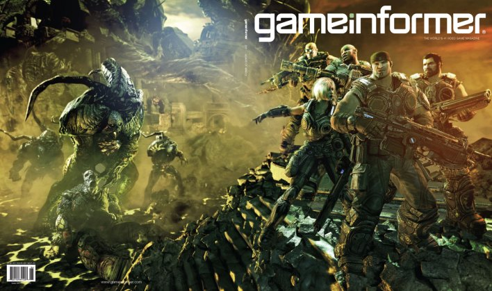Gears Of War 3 - Game Informer