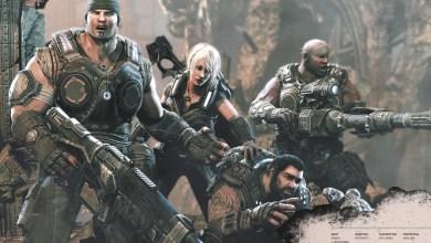 Foto de Scans vazadas de Gears of War 3 revelam novidades! [X360]