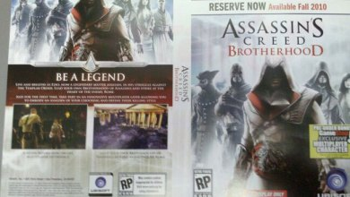 Foto de História e assassinatos de Ezio continuam este ano em Assassin's Creed: BrotherhooD! [PS3/X360/PC]