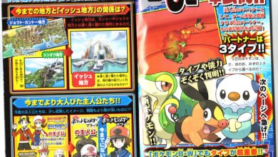 Photo of Novos Pokémons de Black & White revelados na revista CoroCoro!