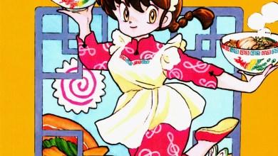 Foto de Ranma ½ Vol. 7 | Happousai recarrega as baterias do mangá! (Impressões)