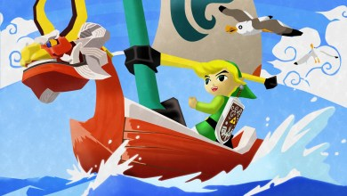 Foto de Wallpaper de ontem: Legend of Zelda: Wind Waker!