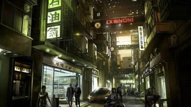 Foto de Wallpaper de ontem: Deus Ex: Human Revolution!