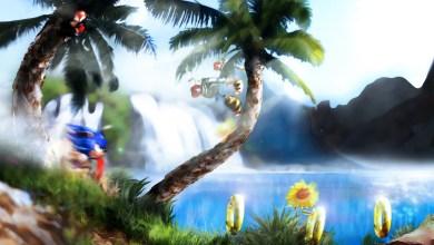 Photo of Wallpaper do dia: Sonic!