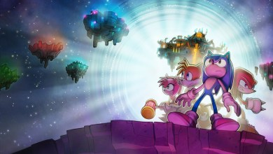 Photo of Wallpaper do dia: Sonic Chronicles!
