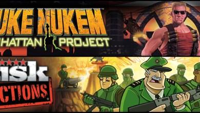 Photo of Lançamentos Live Arcade: Duke Nukem Manhatan Project e Risk Factions ! [X360]
