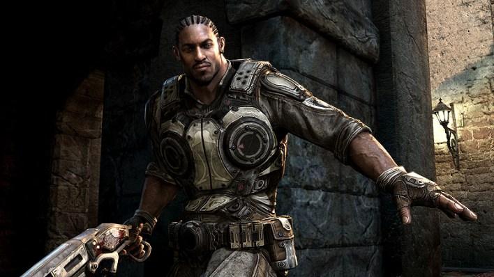 Gears Of War 3 - Jace Stratton