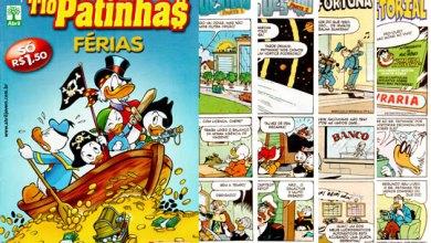 Photo of Cruzeiro do Destino e Guerra Editorial: Boas republicações! [Tio Patinhas Férias nº04] [MdQ]