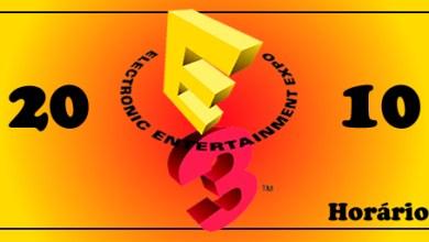 Foto de Atenção: Anote aí os horários das conferências da E3!