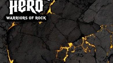 Foto de Como não pensaram nisso antes? Veja a nova guitarra para Guitar Hero: Warriors of Rock!
