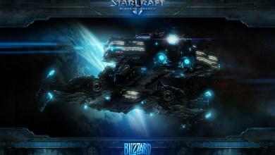 Foto de Wallpaper do dia: StarCraft II: Wings of Liberty!