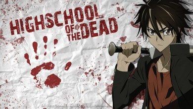 Foto de Wallpaper do dia: High School of the Dead!