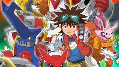 Foto de Animê: Digimon retorna em sua 6ª edição sem medo de mudar! [Primeiras Impressões] [Post do Recruta]