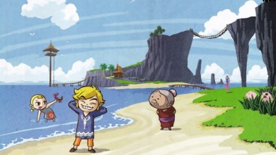 Foto de Wallpaper do dia: The Legend of Zelda: Wind Waker!