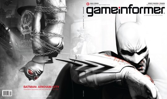 Batman: Arkham City - GameInformer