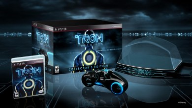 Foto de Tron: Evolution Collector's Edition vai arrasar sua carteira! [X360/PS3]