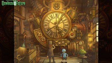 Photo of Wallpaper do dia: Professor Layton 3!