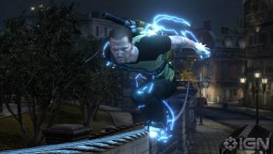 Photo of Mais gameplay de Infamous 2: Desta vez temos vórtices! [PS3]