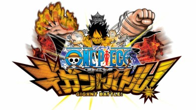 Foto de One Piece Gigant Battle! O Bando do Chapéu de Palha no melhor estilo Jump Ultimate Stars! [DS]