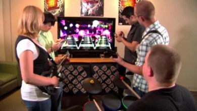 Foto de Guitar Hero: Warriors of Rock traz conexão com o DS! [Multi]