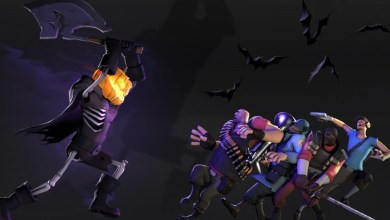 Photo of Promoções ou Updates? Steam e Team Fortress 2 em clima de Halloween! [PC]
