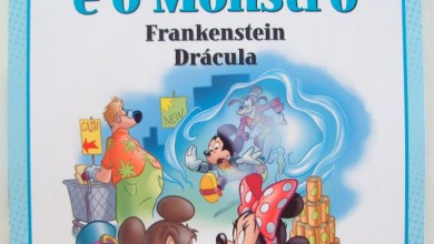 Photo of Clássicos da Literatura Disney Vol. 24 combina perfeitamente com a semana de Halloween!