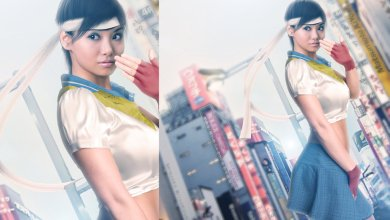"""Photo of Uma visão """"realista"""" de Street Fighter [FanArt]"""