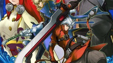 Photo of Wallpaper do dia: BlazBlue: Continuum Shift!