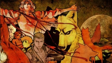 Photo of Wallpaper do dia: Wolf's Rain!