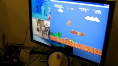Foto de Você teria paciência para jogar Super Mario no Kinect? [YouTube]