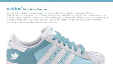 Photo of Tênis do Twitter e Facebook? As principais redes sociais a um passo de distância! [Design] [E se…]