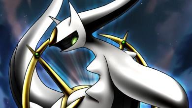 Foto de Curiosidade | Arceus se consagra mais uma vez como o Deus dos Pokémons!