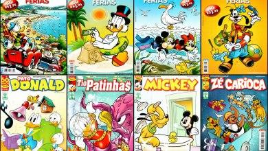Photo of HQs Disney: Edições Férias e Mensais de Dezembro! [Prévia em Imagens]