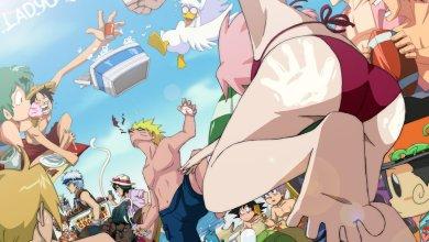 Foto de Divulgados os números dos mangás mais vendidos em 2010 no Japão! Alguém não sabe quem foi o primeiro?