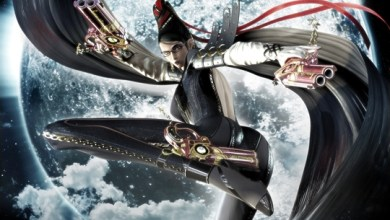 Photo of Wallpaper do dia: Bayonetta!