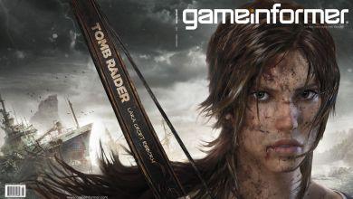 Foto de Novo Tomb Raider revelado na capa da Game Informer! Tem tudo para dar certo!