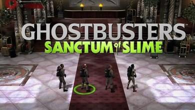 Photo of Ghostbusters em um novo game: Sanctum of Slime! Mas desta vez por distribuição digital!